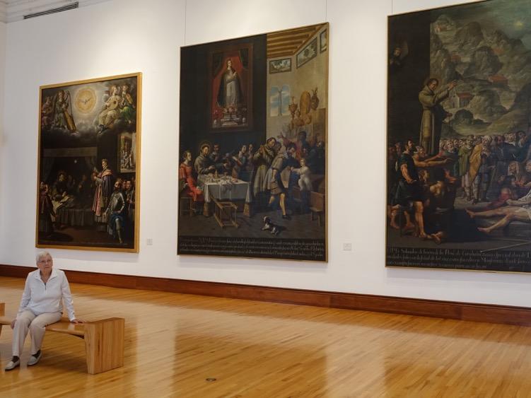 Mexico City National Museum Modern Art