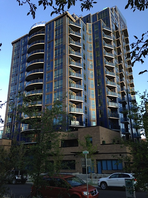 The Park condo in the Beltline was just a hole in the ground for several years until it was completed in 2015.