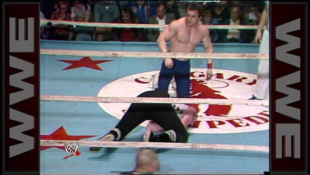 Stampede wrestling moves
