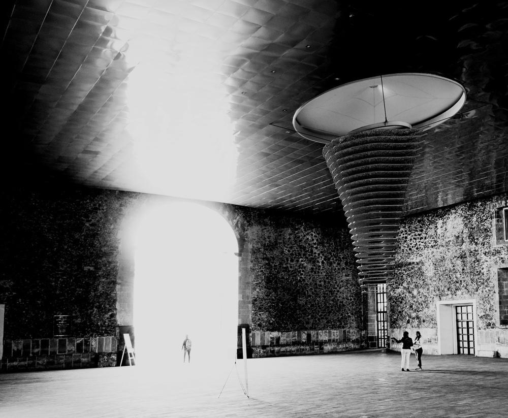 """Revelation"" (Library, Mexico City)"