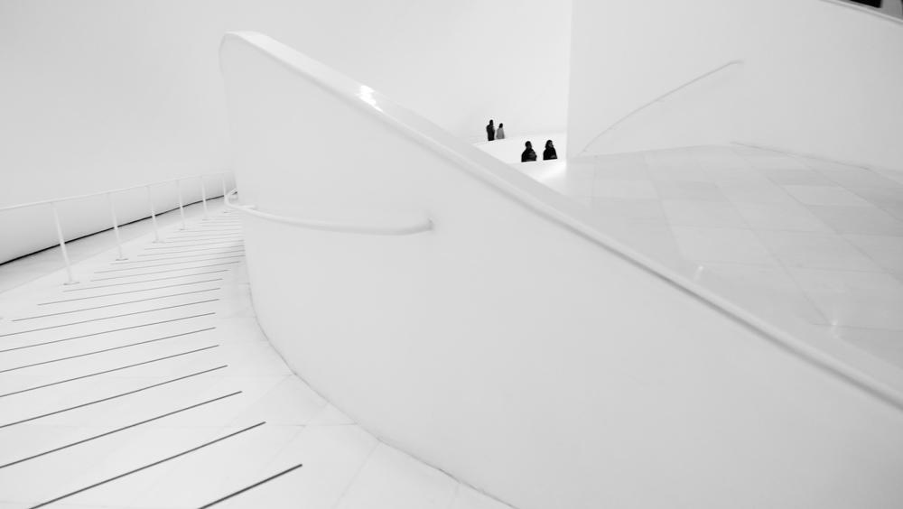 """Lines"" (Soumaya Museum, Mexico City)"