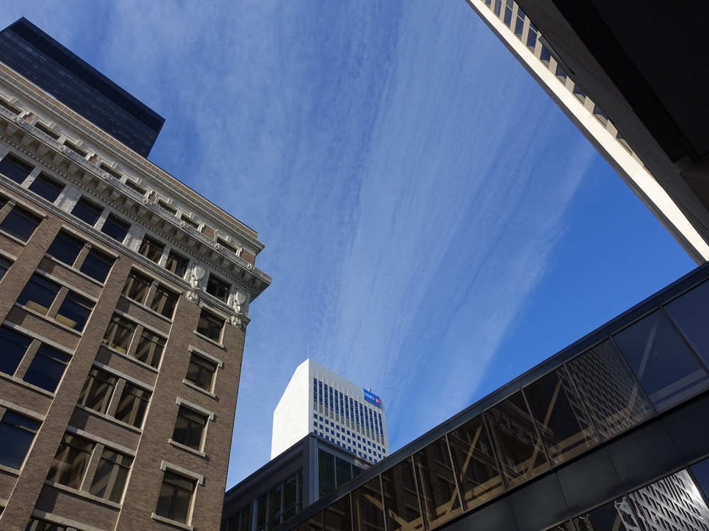 """""""Ivory Tower"""" (downtown Calgary)"""