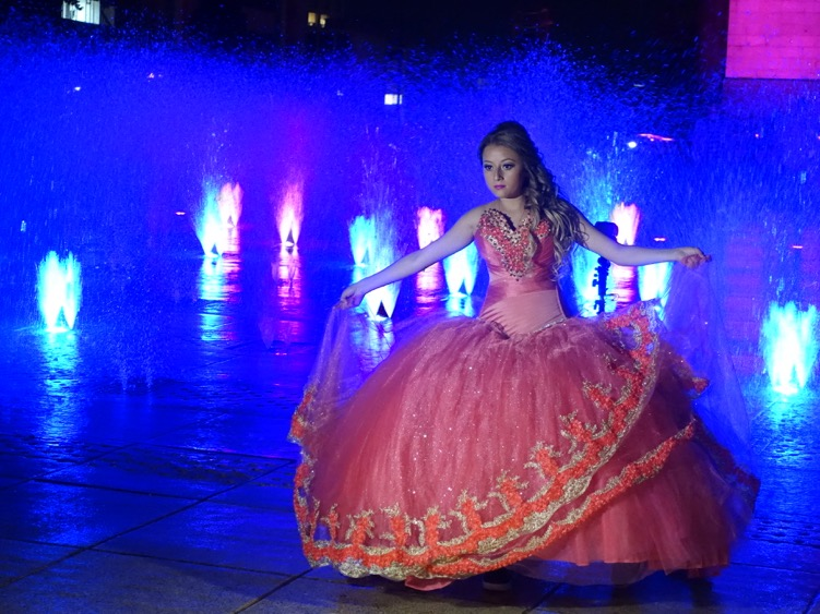 Princess, Revolution Monument Plaza, Mexico City