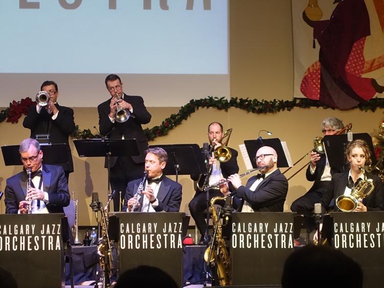 Calgary's Jazz Orchestra