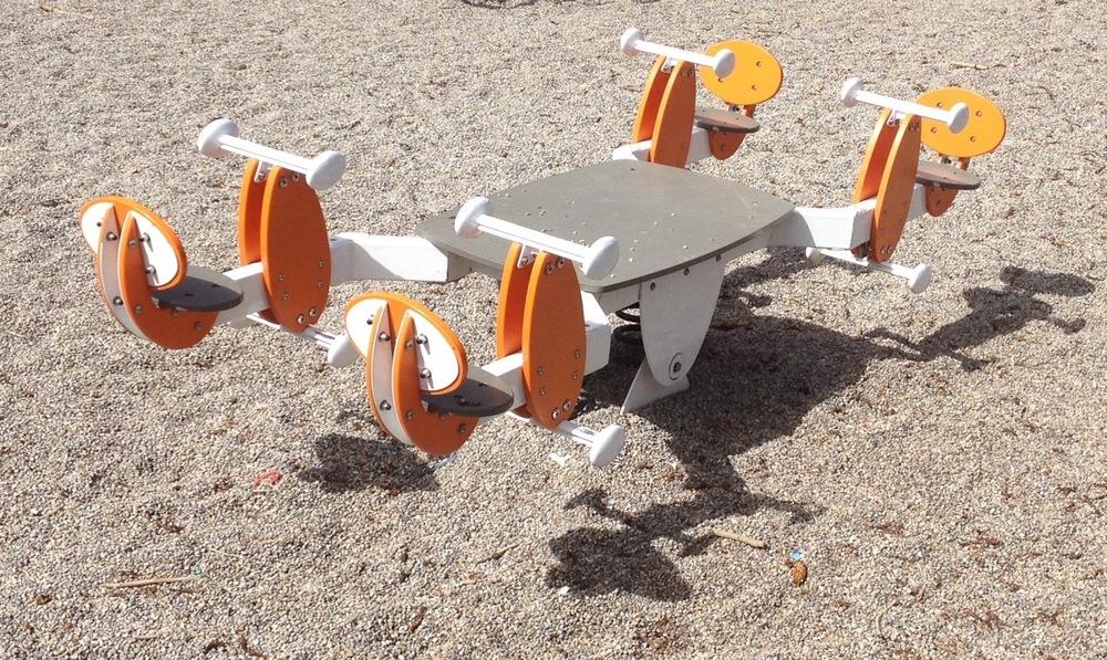 Alien space craft? West Hillhurst, Calgary