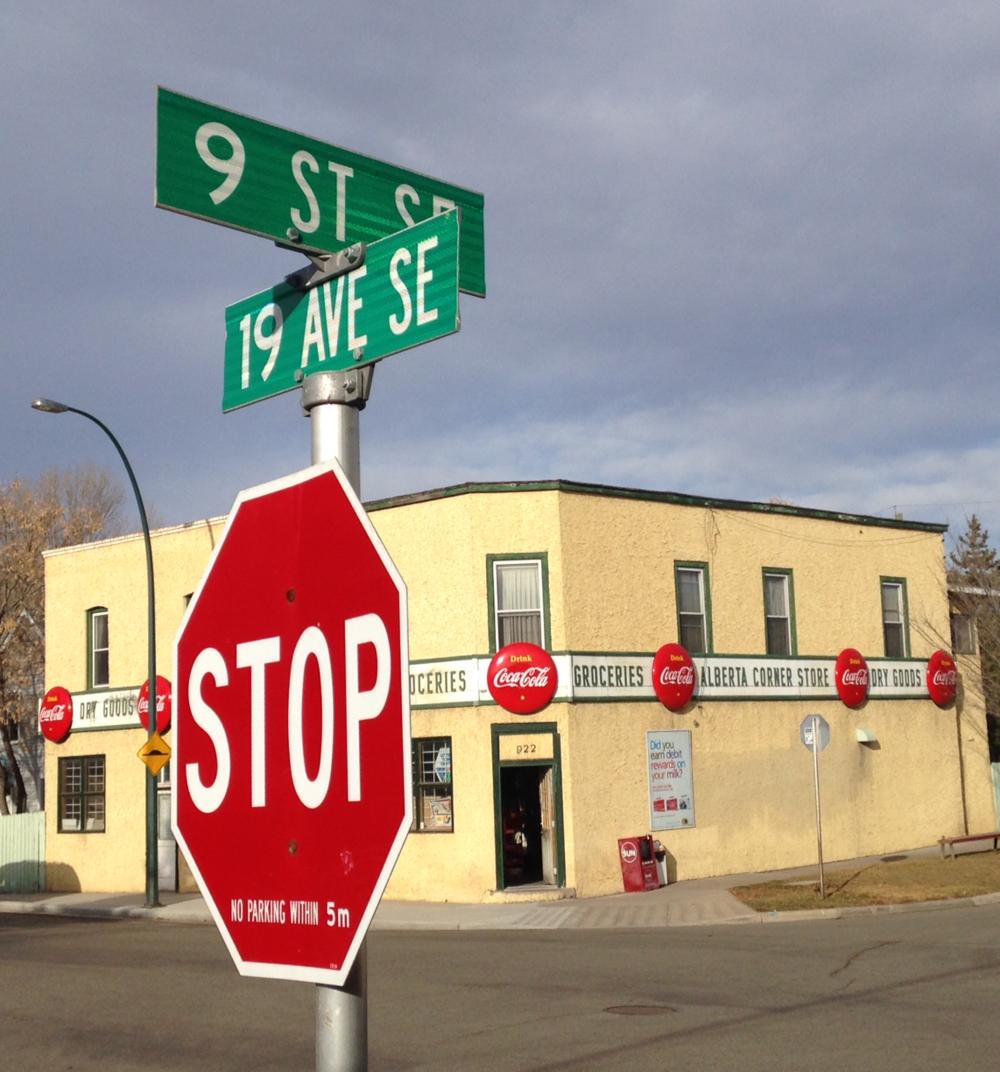 Calgary street names