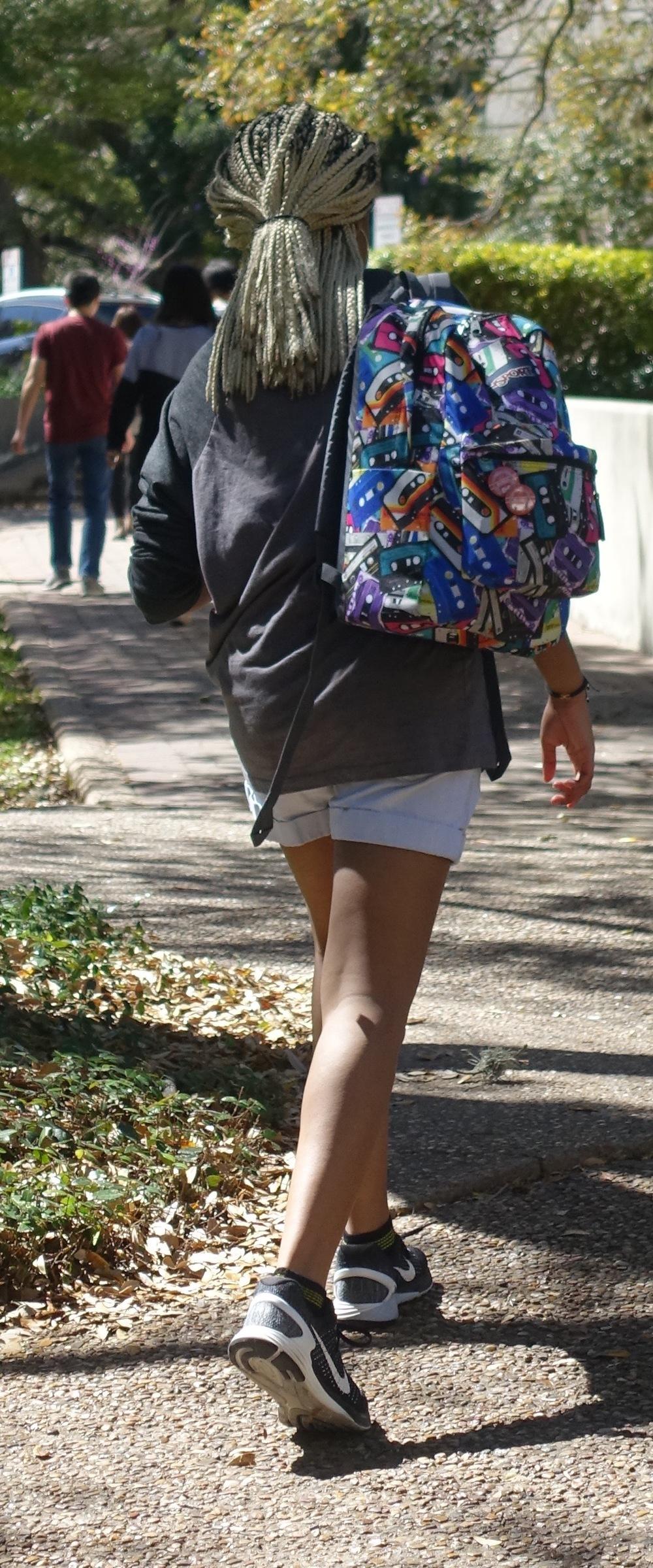 backpack trend setter