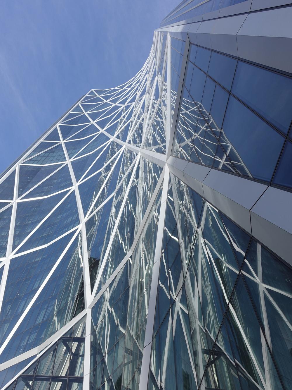 Bow office building Calgary