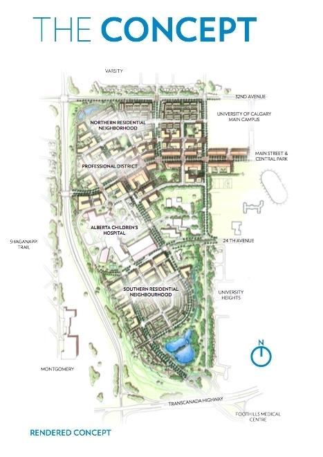 University District concept