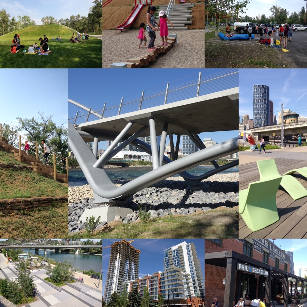 Calgary's mega makeover of East Village and St. Patrick's Island is creating a very bold statement about the future of urban living in Calgary. St. Patrick's Island: The Good, The Bad, The Ugly, The Nice To Have Link