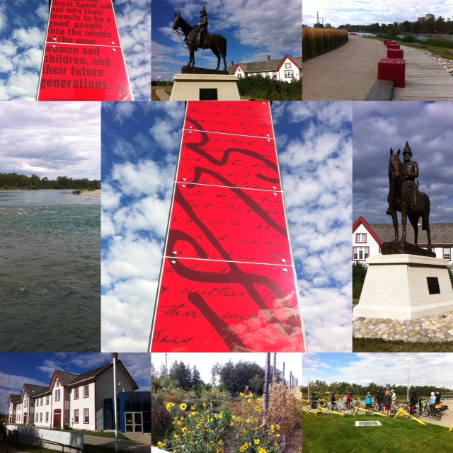 Fort Calgary is another hidden gem that is getting a makeover. Look for a new major piece of public art being unveiled this summer.