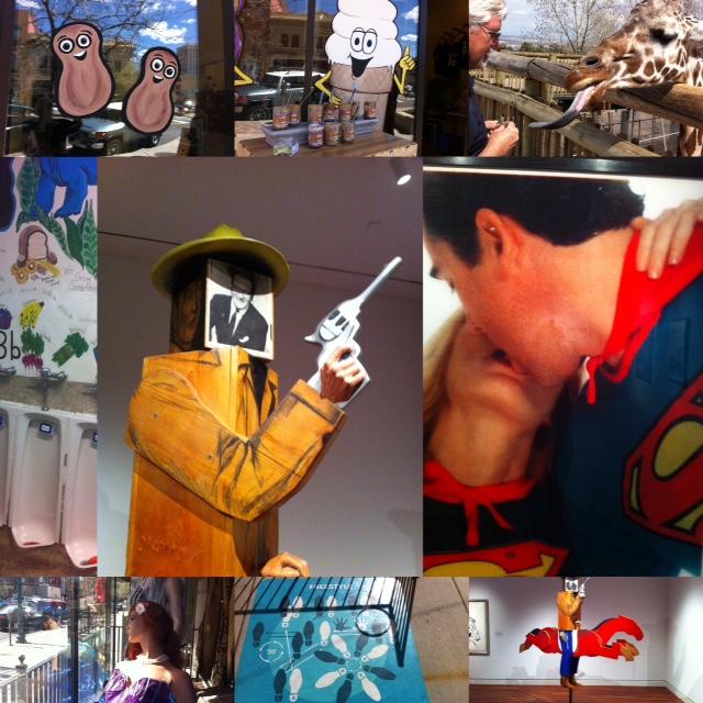 Colorado Springs is a hidden gem for art,animals and urban exploring. Colorado Springs: Funky, Funky & Quirky Link