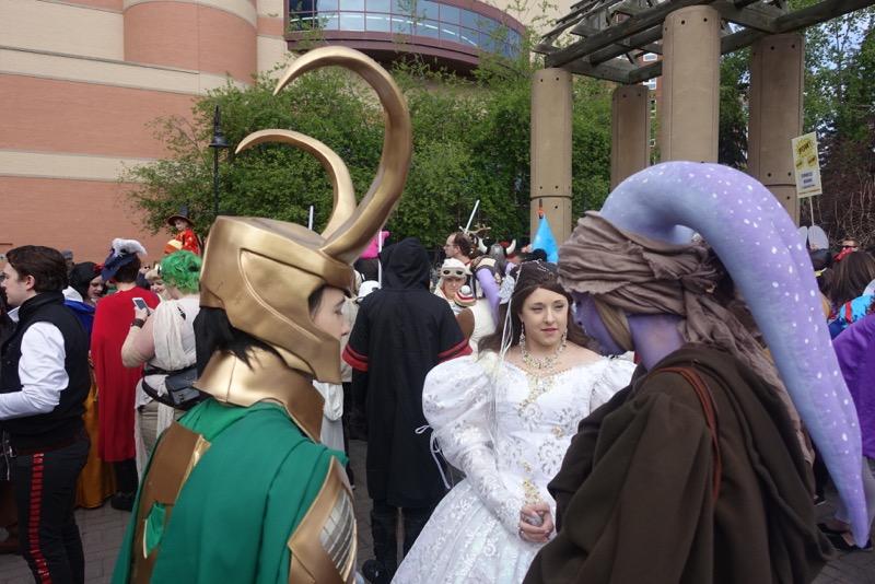 Parade of Wonder, Calgary Expo