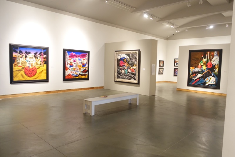 Hall Retrospective Exhibition