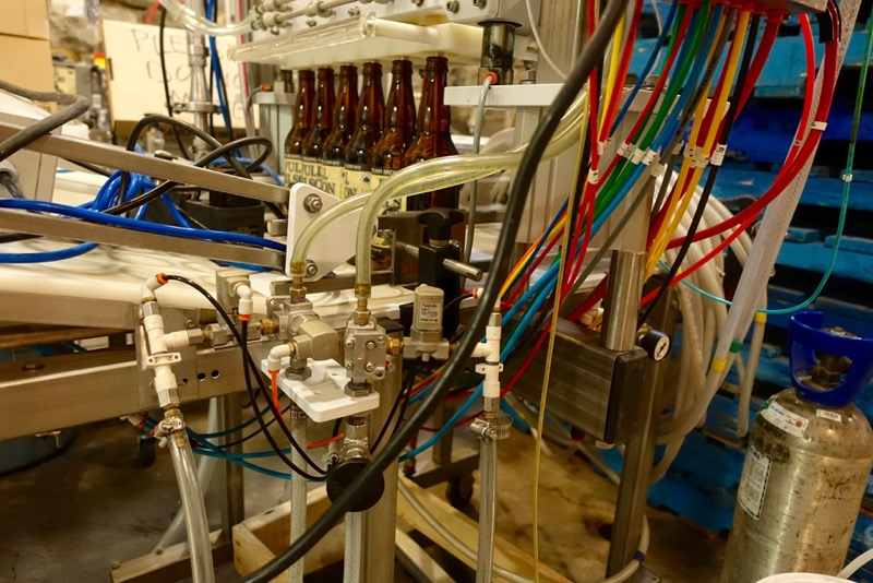 NBC's brewery is like a mad scientists lab.