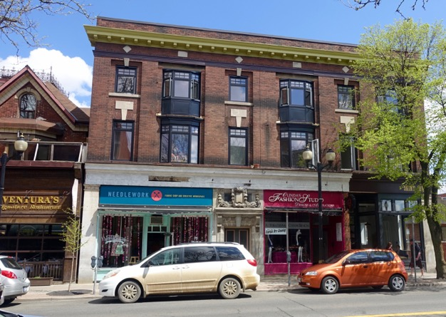 Jane Jacobs would love James Street North with all of its tiny shops offering a diversity of things to see and do.