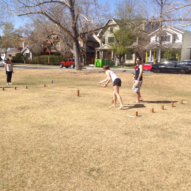 Kubb could be the new darts