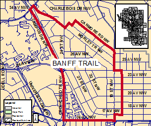 Link: City of Calgary Banff Trail Community Profile