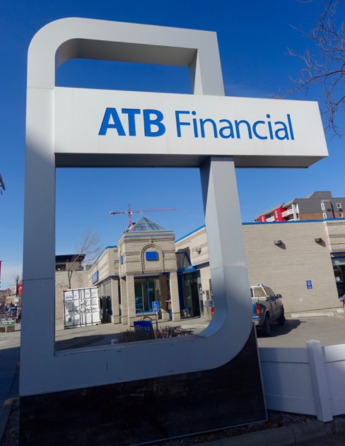 ATB Financial, 17th  Ave Calgary