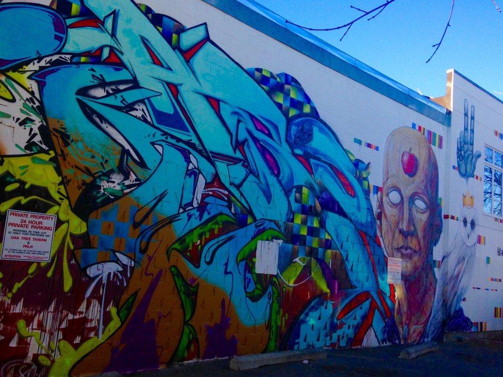 Calgary Street Art