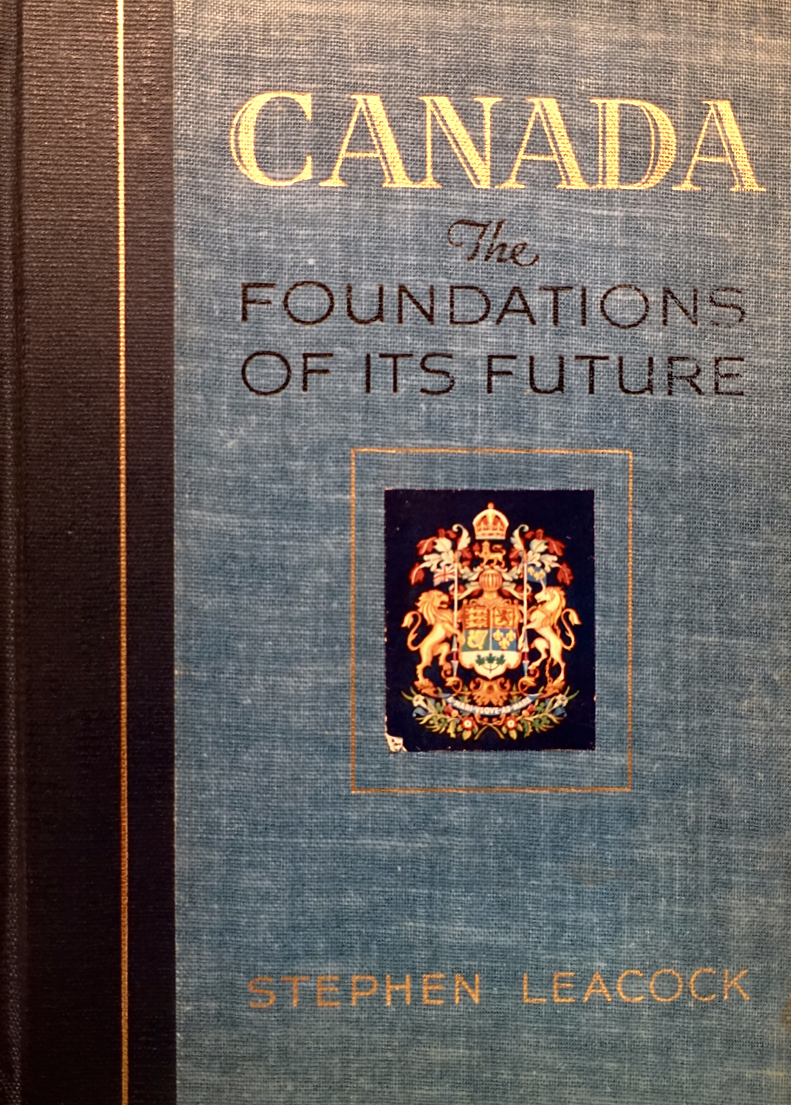 Canada: The Foundation Of Its Future