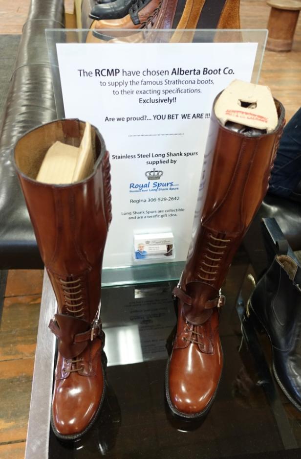 Alberta Boot Company, Calgary