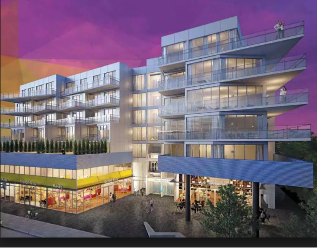 AVLI condo in the community of Inglewood, named Canada's best neighbourhood in 2015.