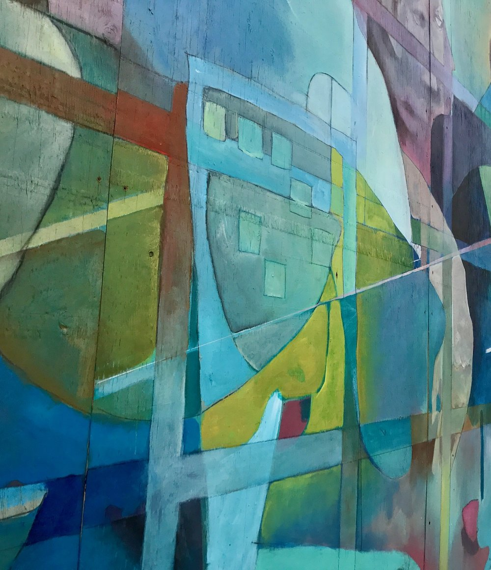 Klee. cubism.