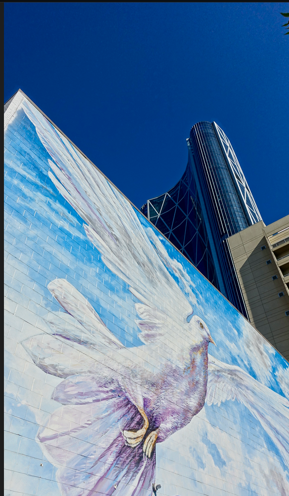 Calgary is a city of hope, where dreams take flight!