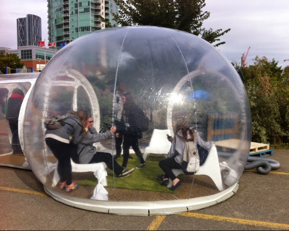 Do Calgarians live in a bubble?
