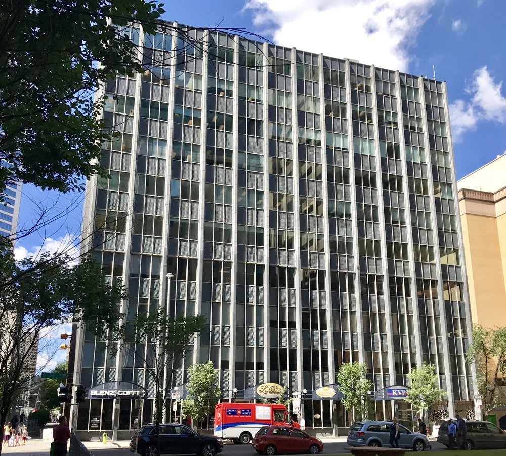 Built in 1958, the owners of Sierra Place (7th Ave and 6th St. SW) have decided to convert the 92,000 sq.ft. of office space to 100 residential units.