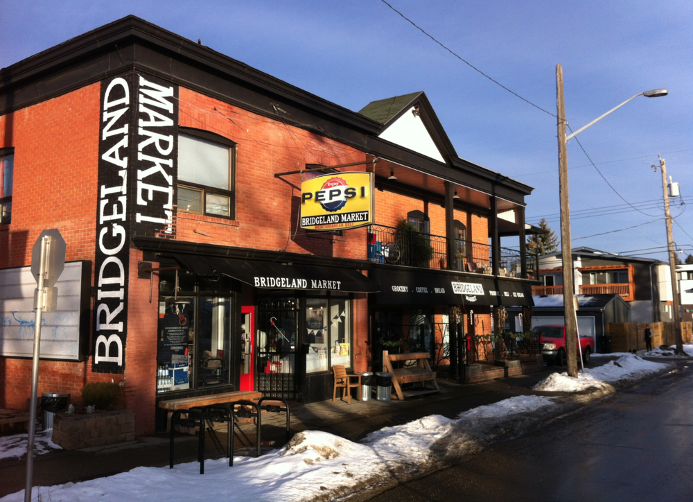 Calgary has numerous local urban grocers that are key to a vibrant urban village.
