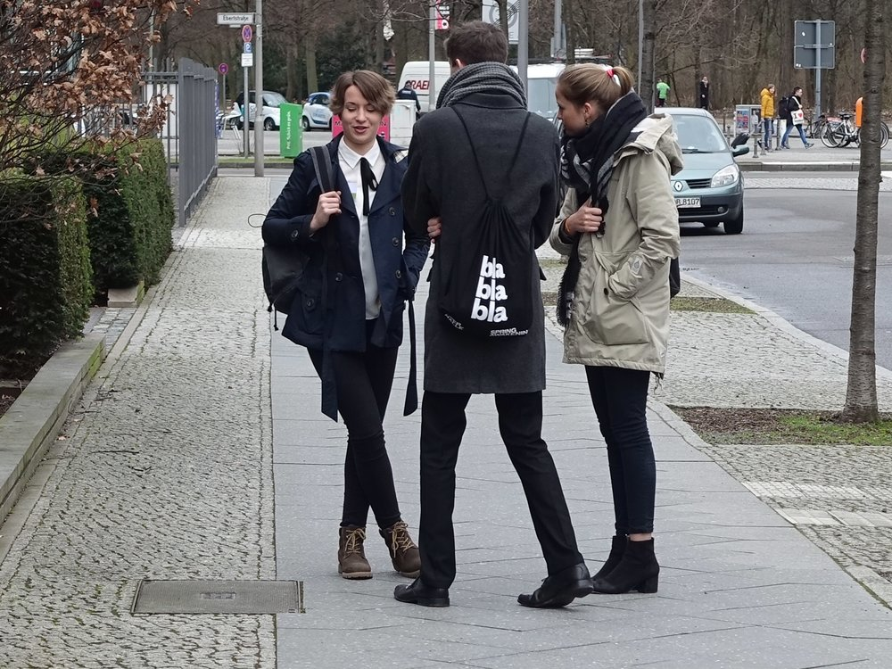Street Talk, Leipzig