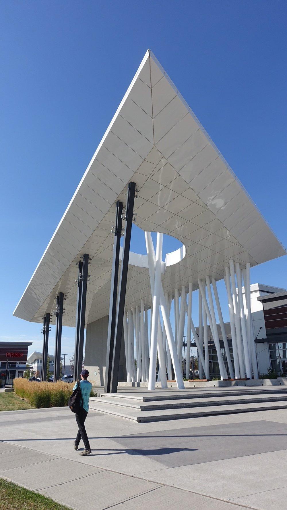 Legs & Pillars, Calgary