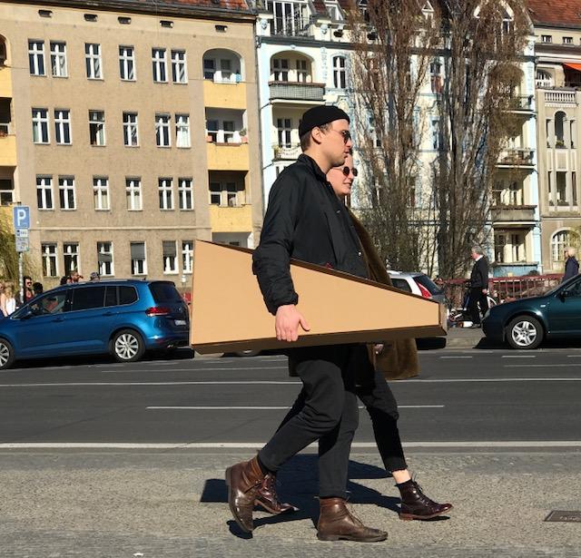 Mystery Box, Berlin