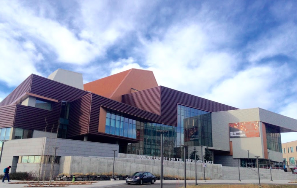 Taylor Centre for the Performing Arts at Mount Royal University is one of Calgary's newest cultural gems .  Link:  TCPA Profile