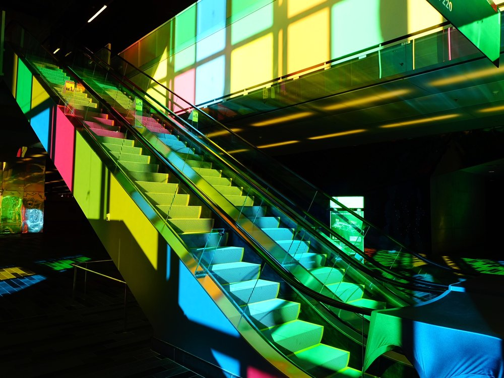 Palais des congres de Montreal, Montreal, Quebec