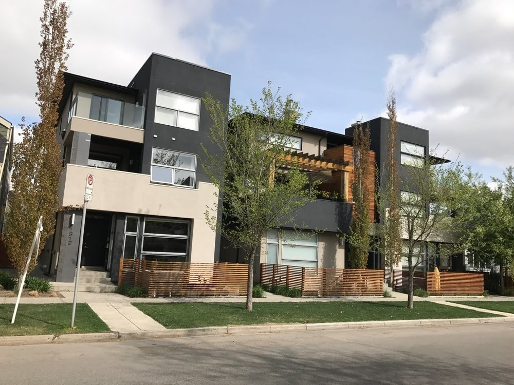 Hundreds of new infill homes are attracting families to live Kensington.