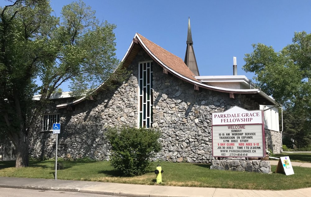 Parkdale Grace Fellowship is also located in West Hillhurst.