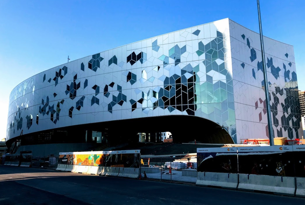 Calgary's new central library has many of the elements that neuroscientist and psychologists say make a building more public friendly.