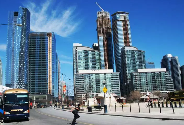"Indeed, Toronto has added over a million more people since 1990. The city centre is being transformed from a place to work to a place to ""live, work and play"" with the addition of hundreds of new residential buildings."