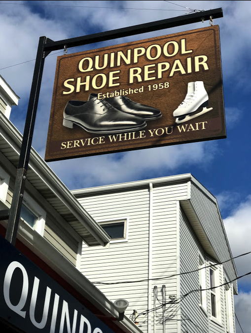 Quinpool Shoe Repair is just one many merchants who have called Quinpool home for decades.