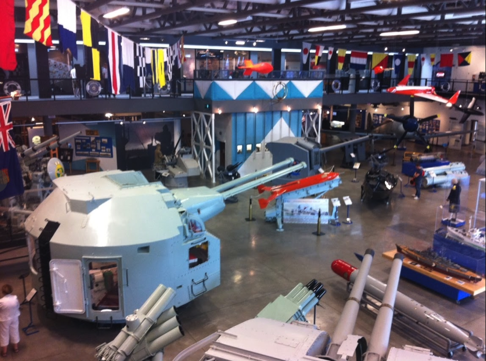 Calgary War Museums