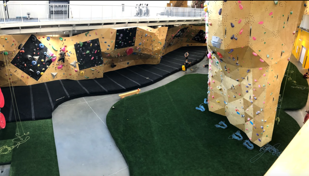 Calgary also boast numerous private recreation facilities like the massive new Rocky Mountain Climbing centre just west of Canada Olympic Park. It is one of three Rocky Mountain Climbing centres in Calgary.