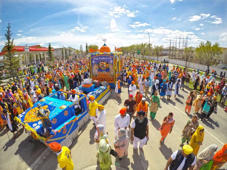 Nagar Kirtan Parade