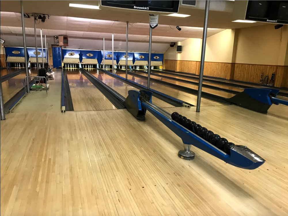 Next time I will definitely be booking a lane at Ambassador Lanes.