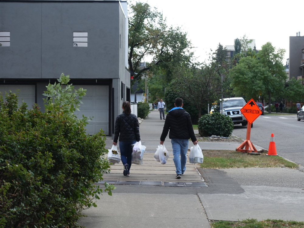 Beltline is a walkable community….