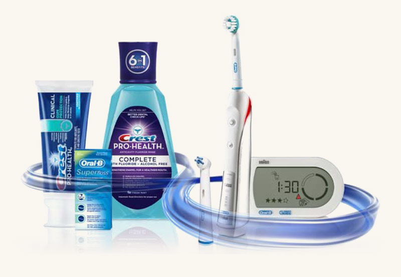 Crest + Oral-B Ortho Essentials Kit