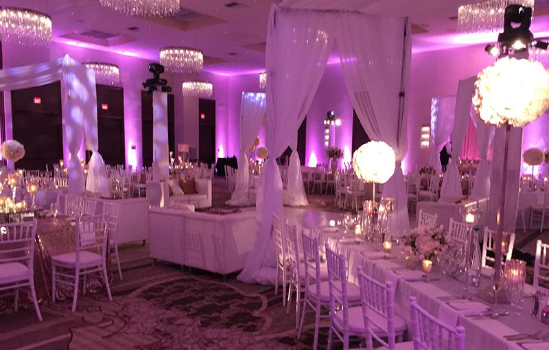 Peoria Marriott Pere Marquette Ballroom