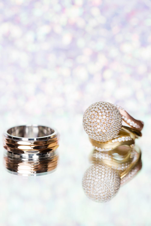 5.15 CT DIAMOND BUBBLE RING